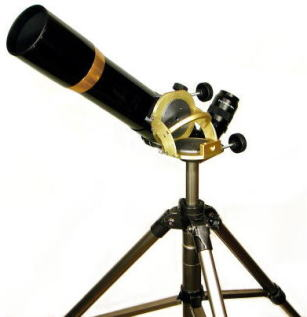 AOK AYOtraveler with 80mm f/6.8 ED refractor + Photo Tripod